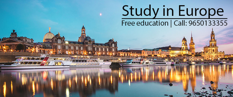 Study in Europe - Study Free in European universities