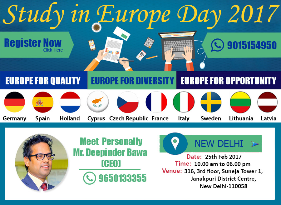dsb-europe day-promotion-chandigarh